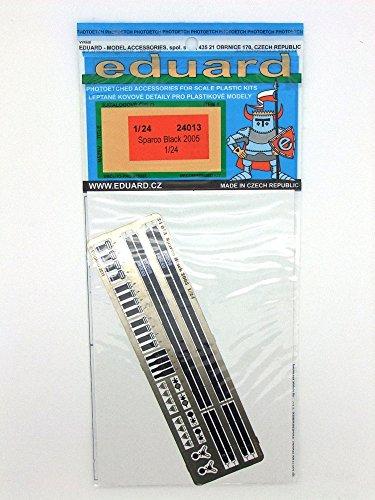 eduard-photetch-124-seatbelts-sparco-black-2005-edp24013