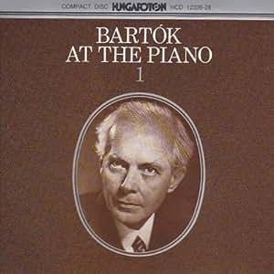 Bartók at the Piano