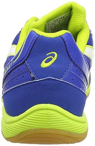 AsicsCopero S - Scarpe da Calcio da Uomo Blu (Blue (Jet Blue/White/Lime 4701))