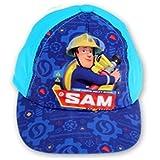Offizielle Fireman Sam Junge Baseball-Mütze Alter von 3 bis 7 Jahre