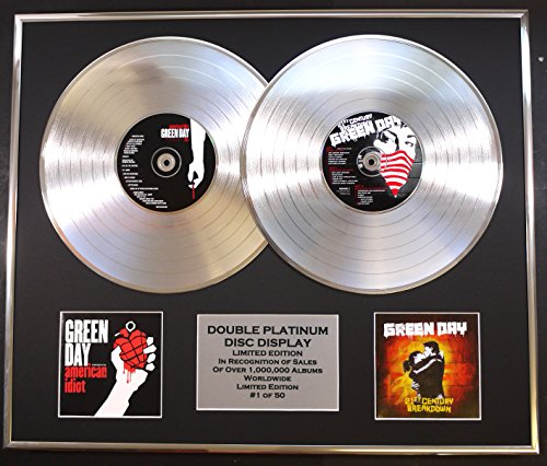 green-day-doppo-cd-platino-disc-record-edizione-ltd-certificato-di-autenticita-american-idiot-21st-c