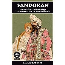 Sandokán: Los tigres de Mompracem y Los misterios de la Jungla Negra: Versiones íntegras y anotadas. (Todo Sandokán nº 1)