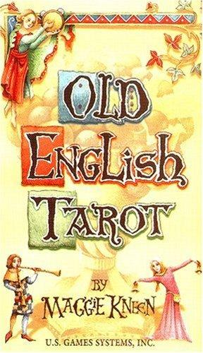 Old English Tarot