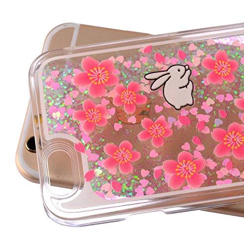 """MOONCASE pour iPhone 6 Plus (5.5"""") Case Glitter Quicksand Dynamic Hard Housse Coque Etui Shell Case Cover LS04 LS05 #0111"""