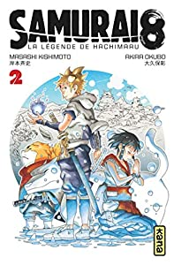 Samurai 8 - la Légende de Hachimaru Edition simple Tome 2
