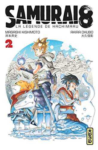 Samurai 8 - la Légende de Hachimaru Edition simple Tome 2