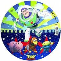 John 50397 - Vinyl Spielball Toy Story, 9, 23 cm