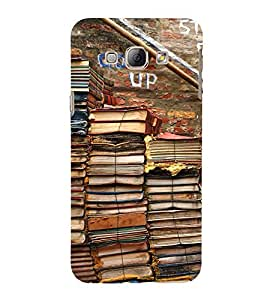 EPICCASE Book stairs Mobile Back Case Cover For Samsung Galaxy A7 (Designer Case)