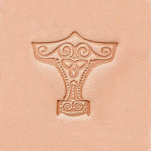 Mjolnir 3d Leather Stamping Tool by Tandy Leather