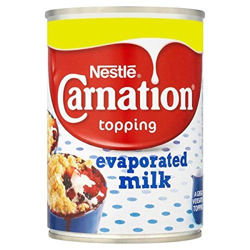 Nestle Carnation Kondensmilch Topping 410g (Packung mit 12 x 410g)