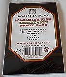 docsmagic.de 100 Resealable Magazine Size Comic Book Bags 8-3/4