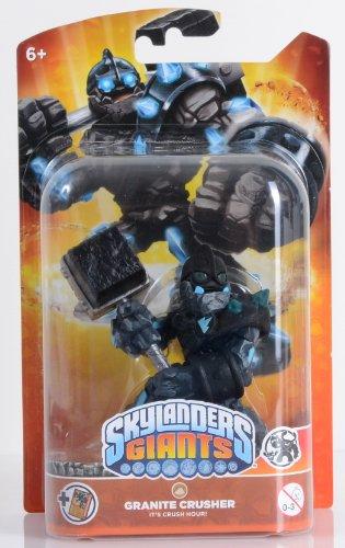 Skylanders: Giants GRANITE CRUSHER LIMITED EDITION (Skylanders Giants Crusher)
