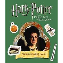 Harry Potter 3-Sticker Colouring Book (PB)