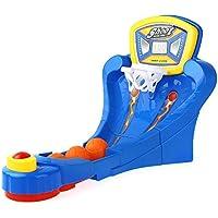 Goolsky Pallacanestro Gioco da tavolo Mini Finger Shooting Pallacanestro Giocattolo interattivo genitore-figlio