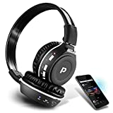 Best Cellulari Bluetooth Pyle - Pyle Sound 7–Cuffie wireless Bluetooth, chiamate in vivavoce Review