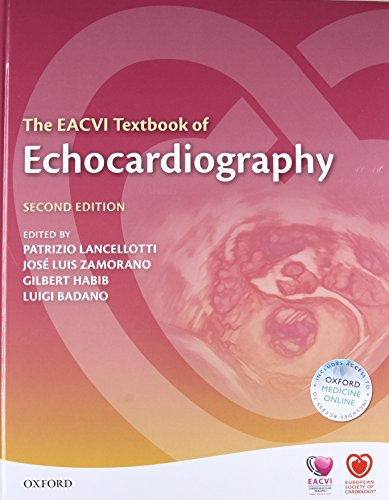 The EACVI Textbook of Echocardiography (The European Society of Cardiology Series)