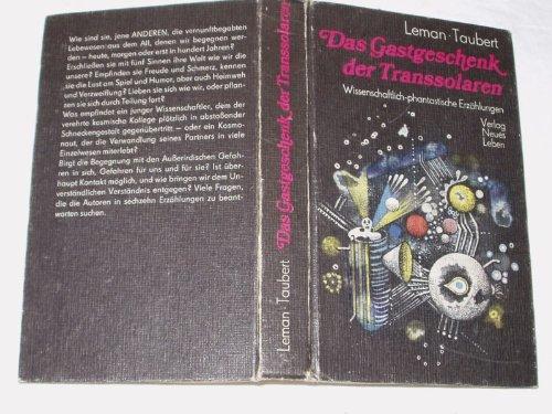 Bestell.Nr. 112967 Das Gastgeschenk der Transsolaren