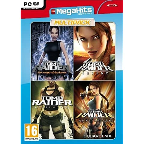 MegaHits Quadrilogy: Tomb Raider