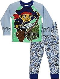 Jake and the Neveerland Pirates - Pijama para Niños - Jake y los Piratas de Nunca Jamás