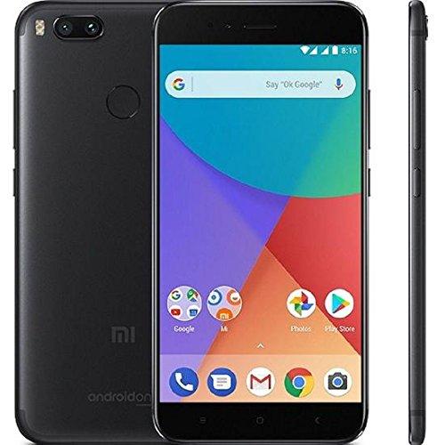 Xiaomi Mi A1 Dual SIM 64GB Negro SIM Free