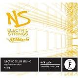 D'Addario NS516 - Cuerda para violonchelo eléctrico (acero, tensión media)