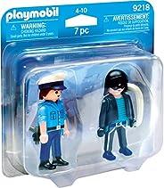 Playmobil 9218 - Poliziotto e Ladro, dai 4 anni