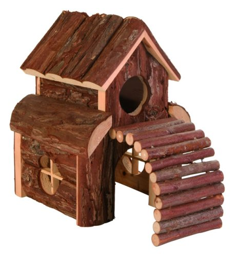 Trixie 6203 Natural Living Haus Finn, 13 × 20 × 20 cm