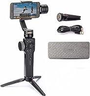 Zhiyun Smooth 4 Mobile Gimbal Stabilizer For Smartphones - Black (1000003472), Sm4B