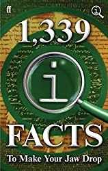 1,339 QI Facts to Make Your Jaw Drop by John Lloyd (2014-11-06)