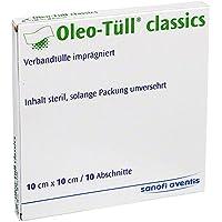 Oleo Tüll Classics 10x10 cm 10 stk preisvergleich bei billige-tabletten.eu