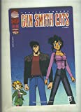 Gun Smith Cats volumen 4 numero 01