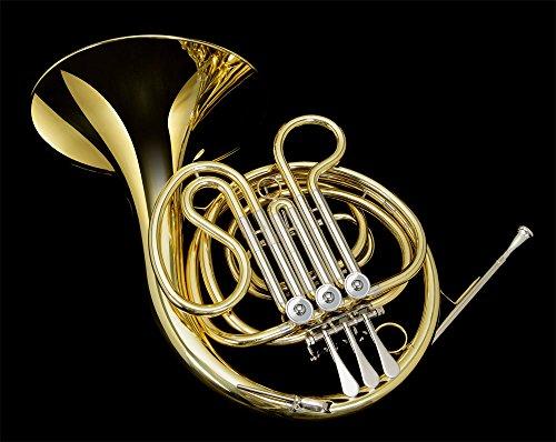 Grassi gr fh150mkii corno francese semplice in fa con pompa mib extra