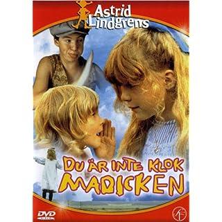 Du Är Inte Klok Madicken - Astrid LIndgren DVD