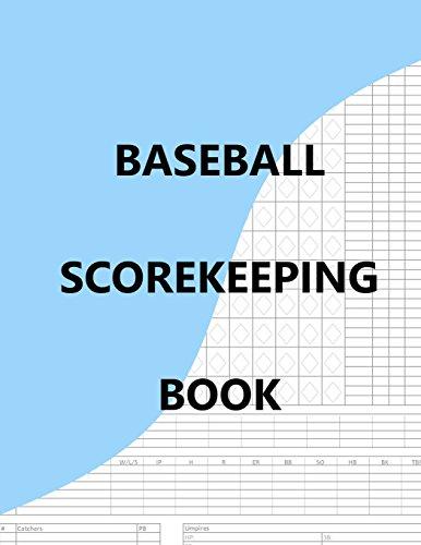 Baseball Scorekeeping Book por Ashley Kerrisdale