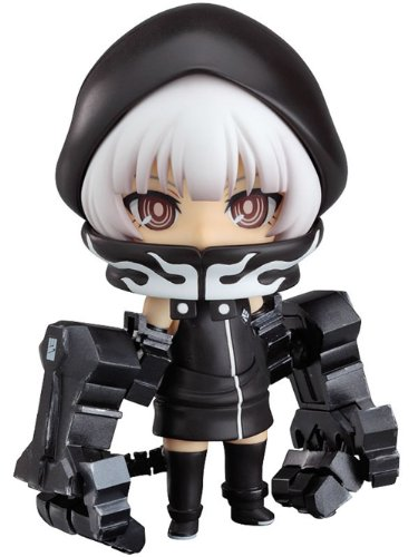 Good Smile Company - Black Rock Shooter figurine Nendoroid Strength 10 cm (japan - Black Shooter-nendoroid Rock
