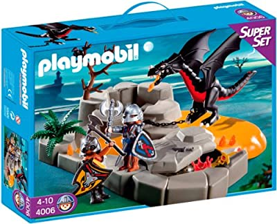 Superset Caballeros Del Dragón de Playmobil (626559)
