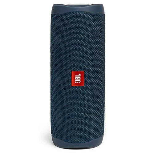 JBL Flip 5 Speaker Bluetooth Portatile Cassa Altoparlante Bluetooth Impermeabile IPX7 Compatibile con JBL PartyBoost fino 12 Ore di Autonomia Blu
