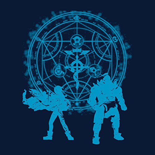 Power Fullmetal Alchemist Women's Vest Navy blue