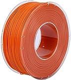 CriArt3D PLA Filament 1.75 mm orange 1kg Spule für 3D Drucker oder 3D Stift