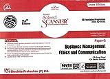 Shuchita Prakashan's Solved Scanner on Business Management Ethics & Communication for CS Foundation Paper - 2 Dec. 2017 Exam by CA Amar Omar