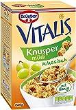 Dr. Oetker Vitalis Großpackung Knusper Müsli Klassisch, 2er Pack (2 x 1,5 kg)