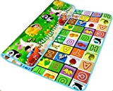 Best Baby Play Mats - Kitchen Point Playmat Waterproof, Anti Skid, Double Sided Review