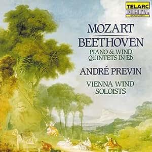Quintet En Eb Pour Piano [Import anglais]