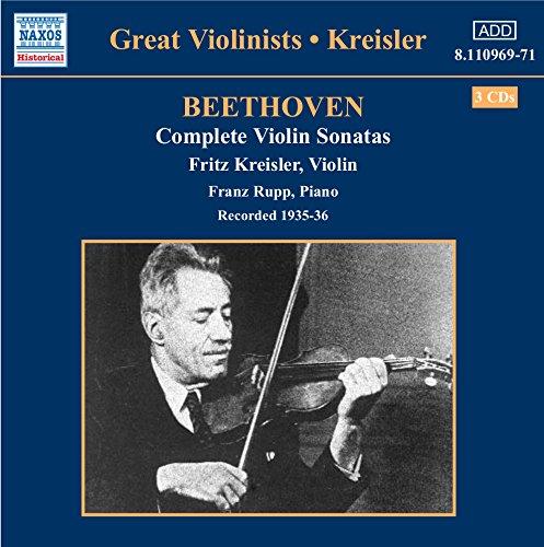 Komplette Violinsonaten (Box-sets Komplette)