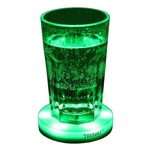 TRINKI erinnert an das regelmäßige Trinken.