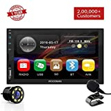 Woodman Wow MP5 Touch Screen Car Music System Car Stereo with Mirror Link
