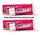 Pediflor Kidz Toothpaste Set of 2 packs ...