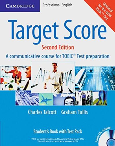 Target Score: Self-study Pack