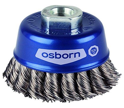 Preisvergleich Produktbild Osborn Topfbürste für Winkelschleifer 115 mm, D 65 mm, 1 Stück, 6802608131