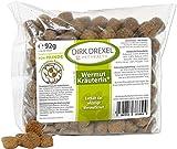 Dirk Drexel Pet-Health Wermut Kräuterlis für Hunde | 92g ca. 60 Stück | Wermut bzw. Wurm-Kraut Kräuterkur | 1001-EV